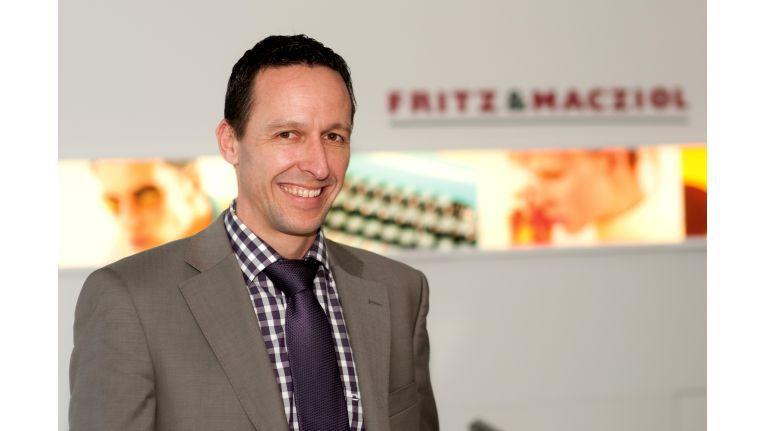Michael Ganzhorn, Bereichsleiter IBM Power Platforms bei Fritz & Macziol, freut sich bereits auf die Gespräche am IBM-Partnerstand der CeBIT 2015, Halle 2, Stand A10.