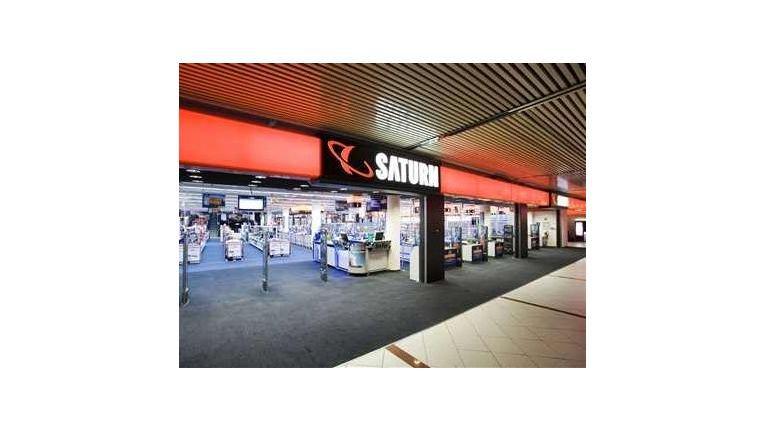 Verkehrte Welt: Während der Wettbewerb ProMarkt-Standorte dazukauft, wächst Media-Saturn auf gleichbleibender Fläche