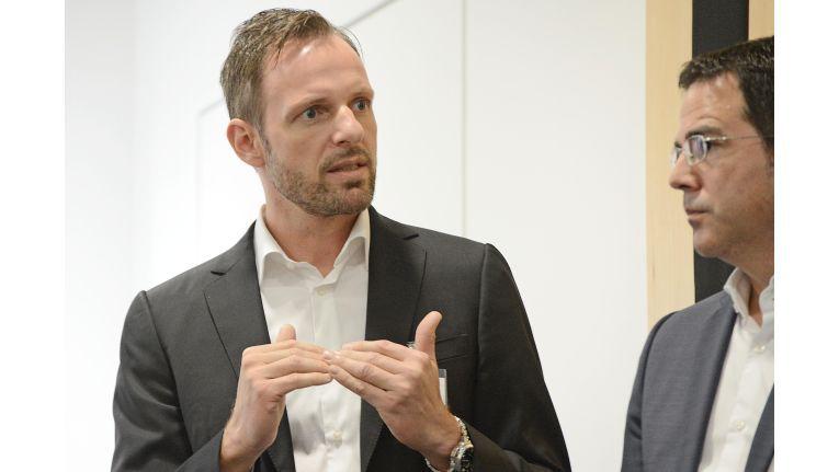 """Björn Siewert, Mitgründer und Geschäftsführer von Siewert & Kau: """"Nur die Distribution kann gewährleisten, dass Partner unterschiedlichste Produkte aus einer Hand beziehen."""""""