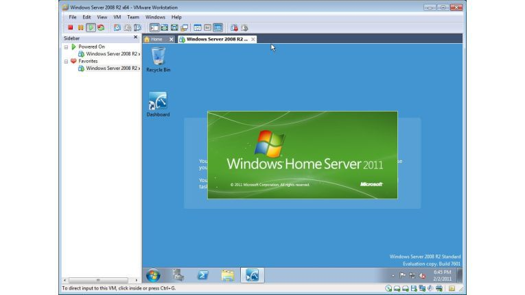 Windows Home Server 2011: Der Support seitens Microsoft endet am 12. April 2016.