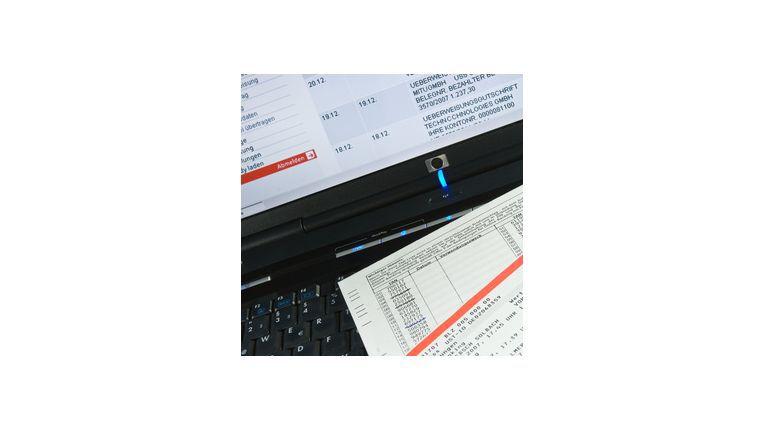 Für Überweisungen gilt ab 1. Februar eine 22-stellige, internationle Kontonummer.