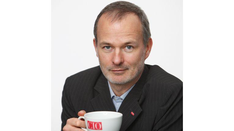 CIO-Chefredakteur Horst Ellermann