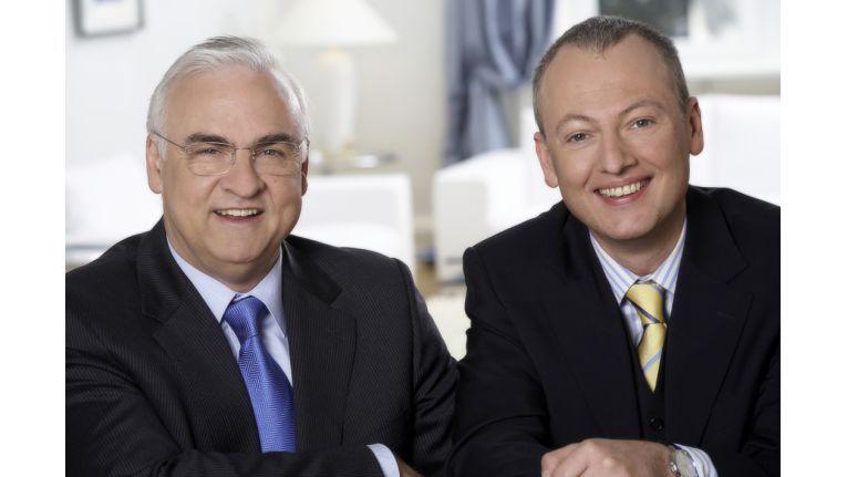 """Hans Rainer Vogel und Daniel Detambel: """"Beherzte Anrufer haben bessere Chancen."""""""