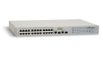 Allied Telesis stellt 24 Port-Switch mit 12 PoE-Ports vor