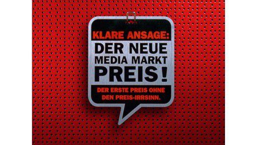 """Der """"neue Media Markt Preis"""": ein nach eigenen Angaben """"dauerhaft klarer, fairer und marktgerechter Preis"""""""