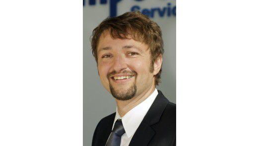 Oliver Tuszik, Vorstandsvorsitzender und CEO der Computacenter AG & Co. oHG, Chef des größten deutschen IT-Systemhauses