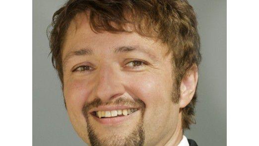 Oliver Tuszik, Vorstandsvorsitzender und CEO der Computacenter AG