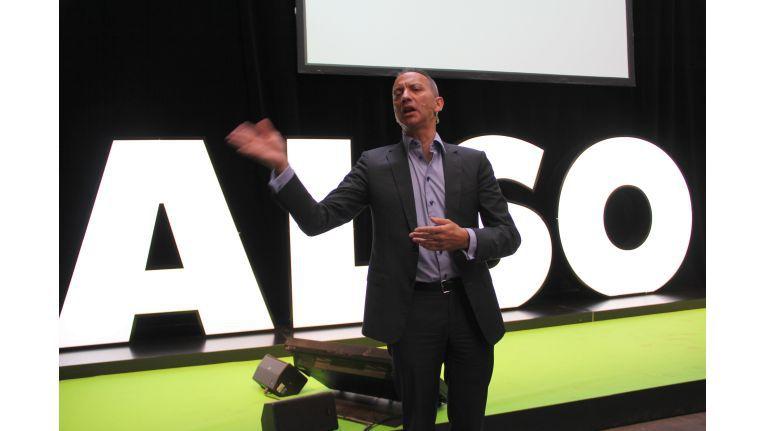 """Gustavo Möller-Hergt, CEO der Also Holding AG: """"Wir haben damit anvisierten Konzerngewinn von 50 bis 55 Millionen Euro 2013 erreicht."""""""