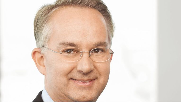 Klaus WEinmann, Vorstandsvorsitzender der Cancom SE