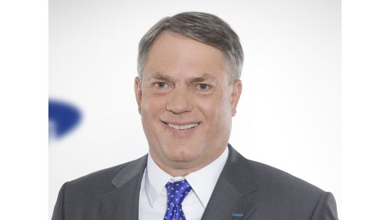 Norbert Höpfner, Leiter Printing Solutions bei Samsung Electronics