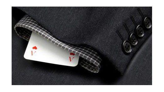 Die passende Business-Kleidung kann durchaus ein As im Ärmel bei der Karriere-Planung sein.