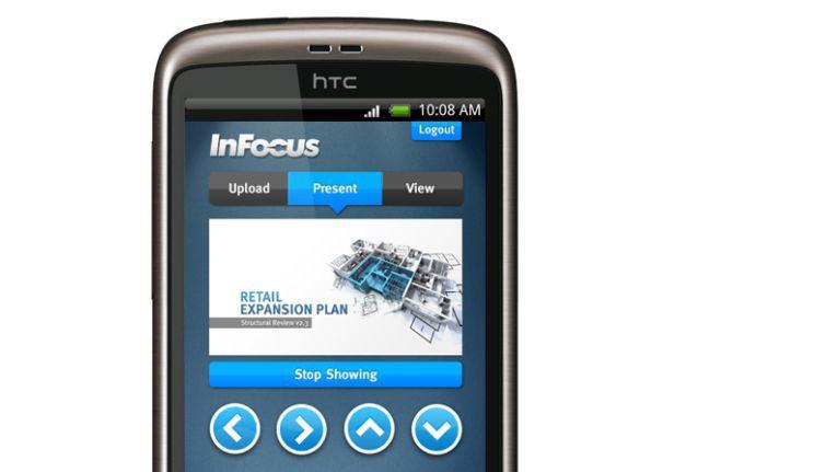 Mobile Mitarbeiter können ebenfalls in Konferenzen eingebunden werden.
