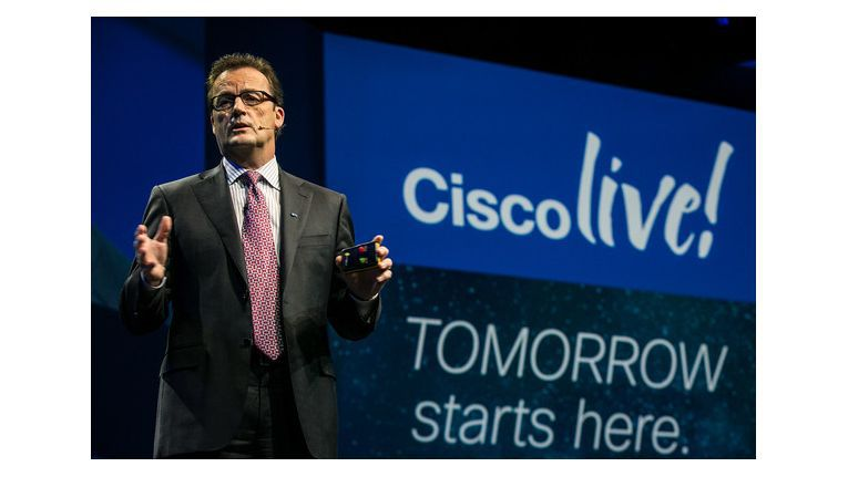 Rob Llyod, President of Development and Sales bei Cisco