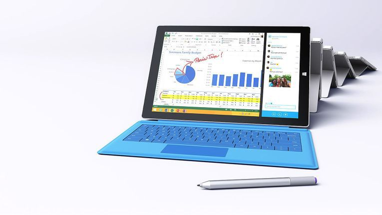 Microsoft sieht sein Surface Pro 3 als Referenzdesign für Windows-Hardware.