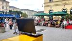 Städte-Ausflug mit Laptop und Smartphone: Was taugen Gratis-WLANs? - Foto: Harald Karcher