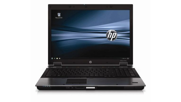 HP Elitebook 8740W