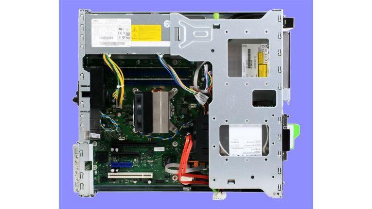 Fujitsu Primergy TX120 S3p 07