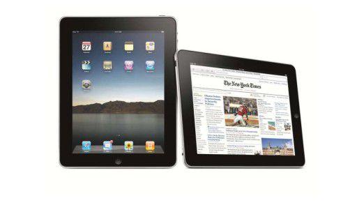 """Erneut stehen die Apple-Jünger Kopf: Mit dem """"neuen iPad"""" (so Apples Sprachgebrauch) erscheint die dritte Generation der Maßstäbe setzenden Tablet-PCs. Wichtigste Neuerung ist die Unterstützung des Funkstandards LTE - allerdings in Frequenzbereichen, die in Europa nicht erreicht werden können. Im Oktober schießt Apple die vierte Generation nach sowie das erste """"iPad mini""""."""
