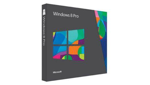 Windows 8 kommt einer aktuellen Untersuchung zufolge in Deutschland besonders gut an.