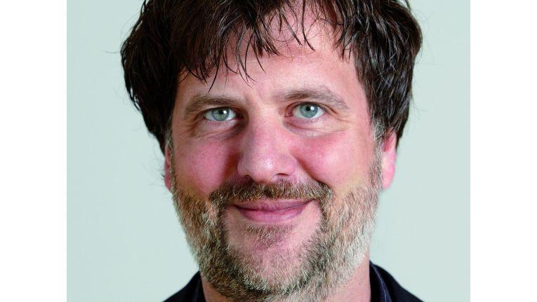 """Peter Rüsing, Leiter Marketing beim ADN: """"Sicherheitsprobleme, die mit der Nutzung von Diensten wie Dropbox einhergehen, sind den IT-Verantwortlichen sehr präsent."""""""