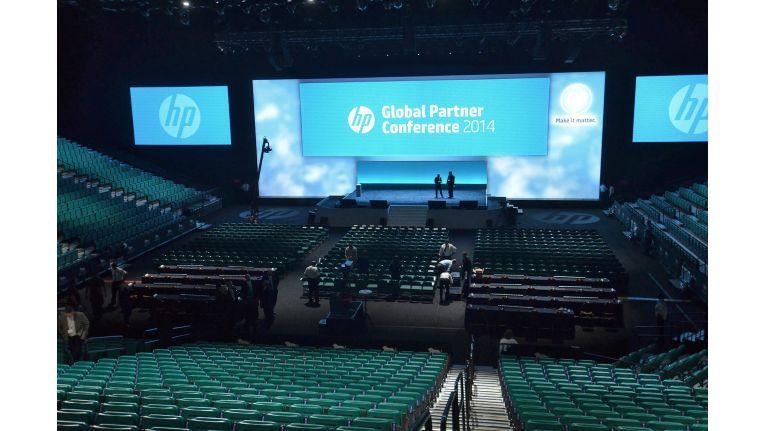 HP Partner Conference 2014