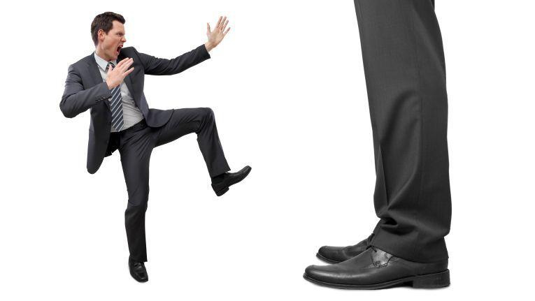 Verhandlung nicht auf Augenhöhe: Oftmals hat der durchschnittliche Verkäufer gegen den professionellen Einkäufer keine Chance.