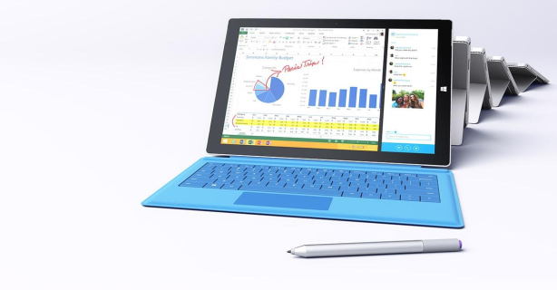 Microsoft-Tablets: Surface Mini gestrichen, Surface Pro 3 kommt an