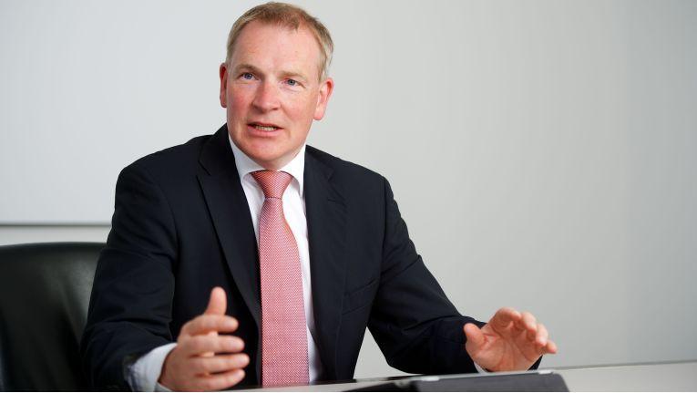 """Jochen Wießler, Leiter Geschäftsbereich Mittelstand und Partner bei der SAP Deutschland: """"Hohe Margen auch in der Cloud."""""""