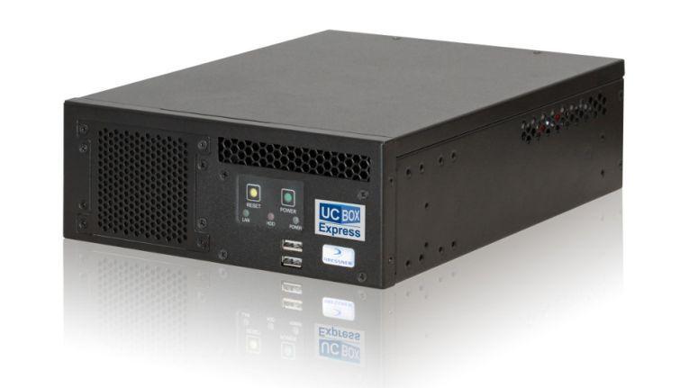 Die Hardware-Variante der UCBox Express stößt bei ADN-Resellern auf das größte Interesse.