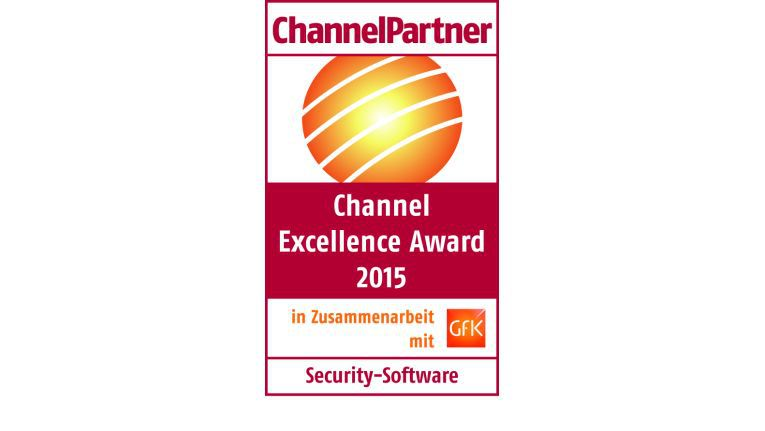 Channel Excellence Award 2014: Security-Software