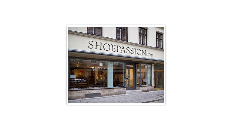 Der neue shoepassion-Laden in München