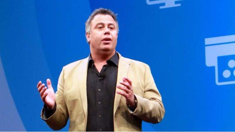 """""""Unsere Partner sind für unseren Erfolg entscheidend."""" Dion Weisler, zukünftiger Präsident und CEO von HP Inc."""