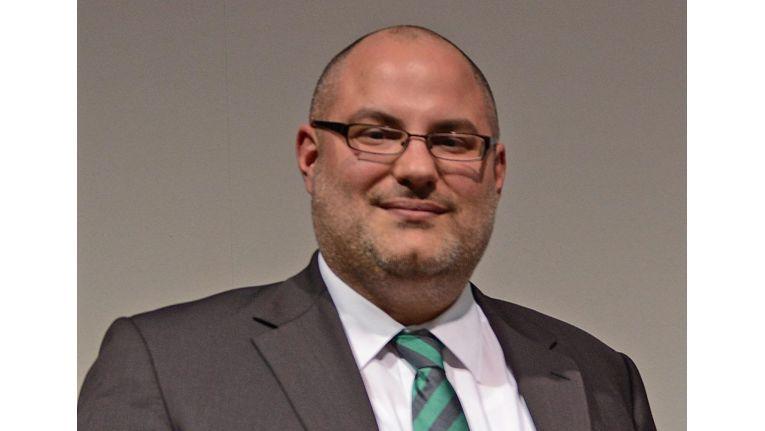 Christian Erbach, Leiter Vertrieb und Marketing bei bitbakers