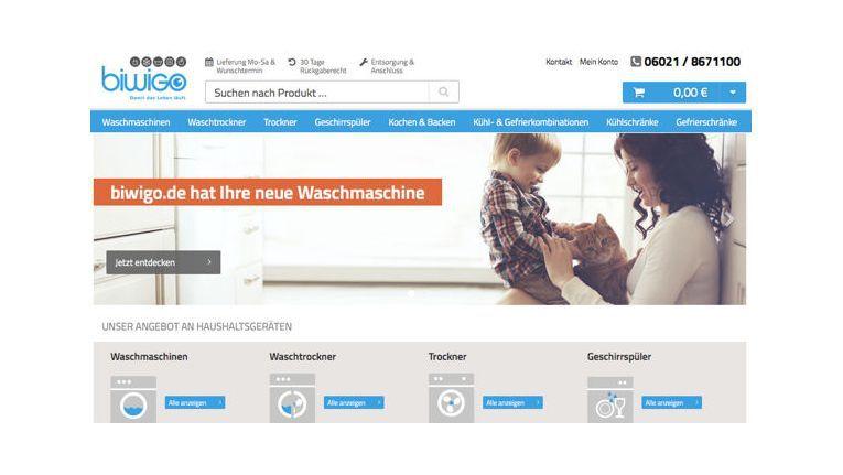 """""""Damit das Leben läuft"""": Biwigo, der neue Haushaltsgeräte-Shop von Media-Saturn"""