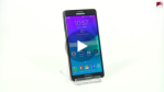 Android-Phablet: Highend-Phone Galaxy Note 4 im Videotest