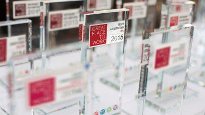 Great Place to Work 2015: Das Ranking: Die 60 besten ITK-Arbeitgeber 2015 ... - Foto: Great Place to Work