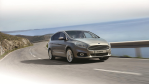 Connected Car vs. Bußgeld & Fahrverbot: Geschwindigkeitskontrolle im Ford S-Max - Foto: Ford
