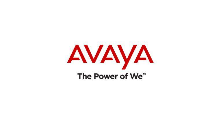 Avaya-Logo: Spezieller Workshop gibt Herstellerfokus der Westcon Group wieder.