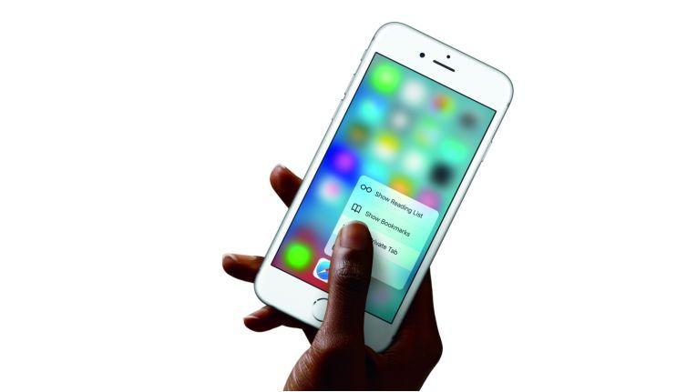 Die 3D-Touch-Geste des iPhone 6S ermöglicht den unbefugten Zugriff auf Fotos und Kontakte.
