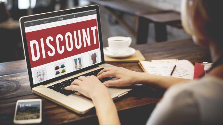Viele Billigprodukte werden über das Internet gekauft.