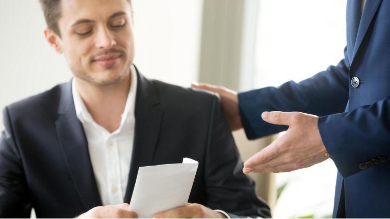 Unsicherheit: In Vorstellungsgesprächen gehört die Gehaltsverhandlung oft zu den heiklen Situationen.