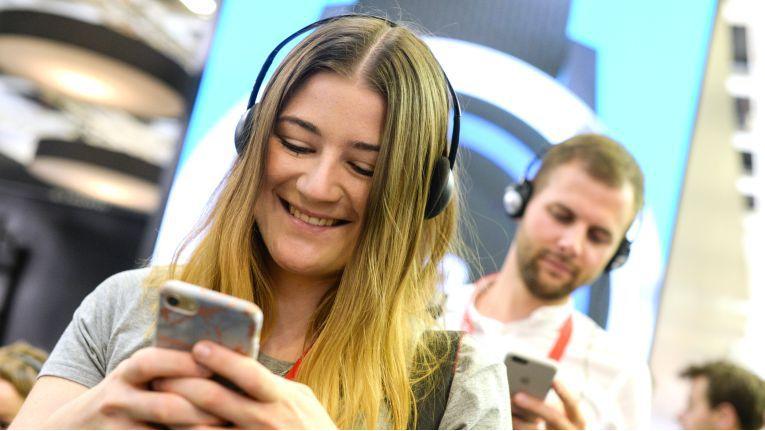 Die IFA ist in diesem Jahr eine Smartphone-Schau.