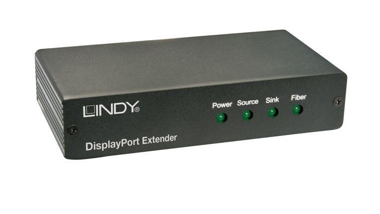 Lindy-Transmitter: wandelt DP-Signale um und wieder zurück.