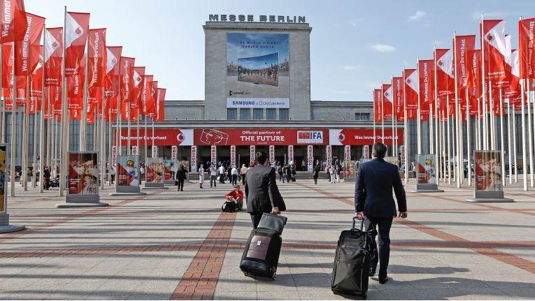 Die Messe Berlin hält zur IFA ein umfangreiches Angebot für Fachbesucher bereit.