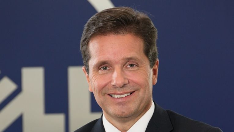 Robert Laurim, General Manager & Executive Director im Bereich Global Commercial Channel Germany bei Dell.