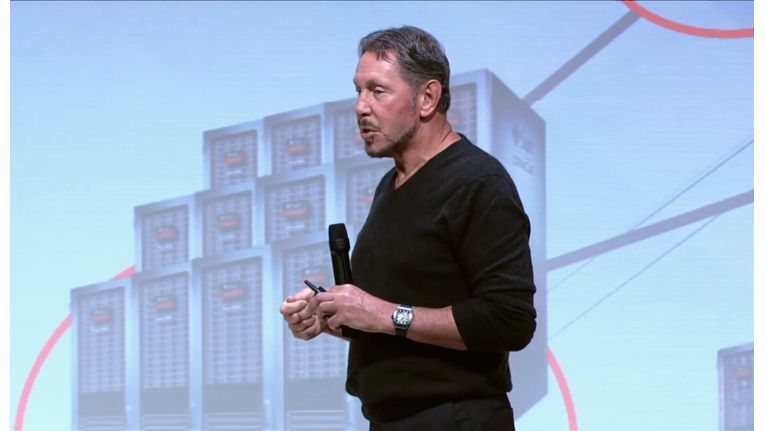 Lawrence Ellison, Gründer, Executive Chairman und Chief Technology Officer (CTO) von Oracle, äußerte sich zu Beginn der OpenWorld zufrieden mit der Entwicklung des Cloud-Business.