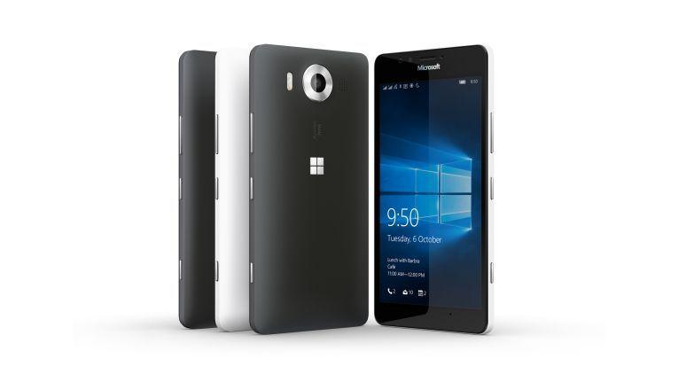 Das Lumia 950 besitzt ein 5,2 Zoll großes Display und einen Snapdragon 808.