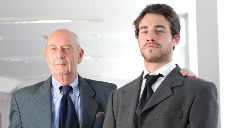 Was tun, wenn der Sohn (Neffe, Enkel) das lang aufgebaute Unternehmen vom Vater (Onkel, Opa) nicht übernehmen will?