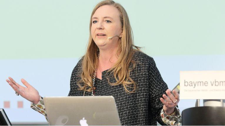 Der Managerin Nicole Kobjoll kam im Mutterschutz die Idee zur App.