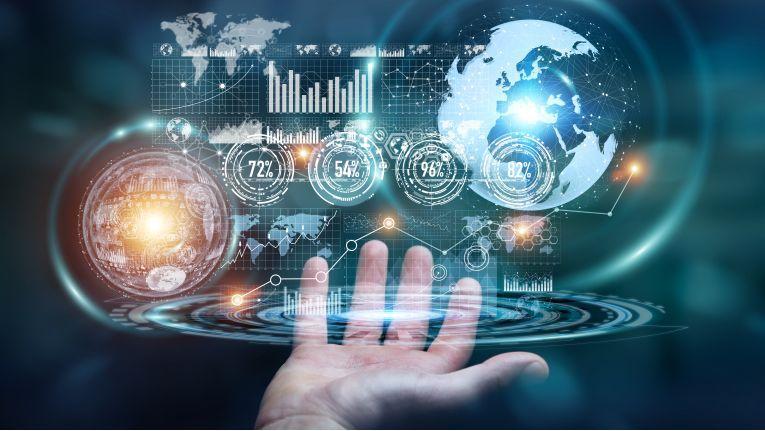 Bei 57 Prozent der deutschen Mittelständler spielt die digitale Technologie eine mittlere bis große Rolle für das Geschäftsmodell.